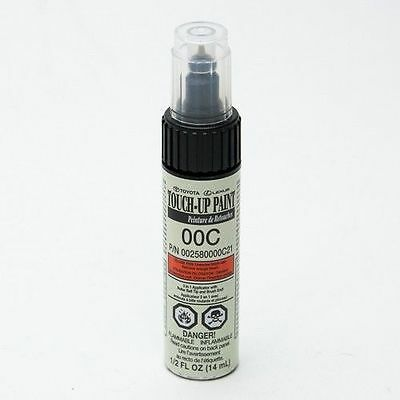 Toyota Touch-Up Paint 00C Clear Coat : 00258 0000C 21 NEW