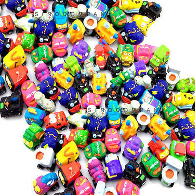 Promotion 30pcs Lot The Trash Pack Wheels Cars Vehicles Baby Boy Toy Xmas Gift