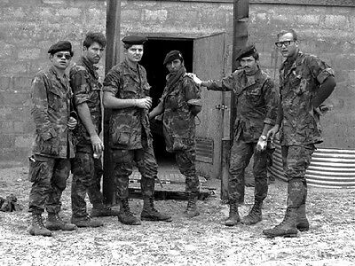 Vietnam 1970 - Recon Squad LZ Ky Tra - Echo Company 5th/46th Americal Division