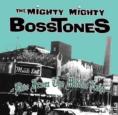 The Mighty Mighty Bosstones - Live From The Middle East Vinyl 2LP NEU 0553969