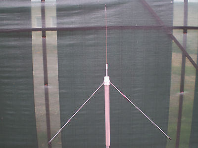 Antenna GP 1/4 for 144-174 mhz 2m utility band tunable