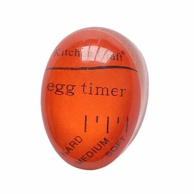 Egg Perfect Color Changing Timer Yummy Soft Hard Boiled Egg Cooking Kitchen MR##
