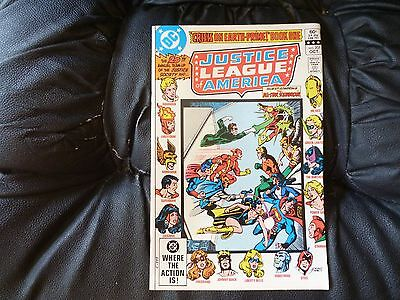 Justice League of America # 207 fn 1982