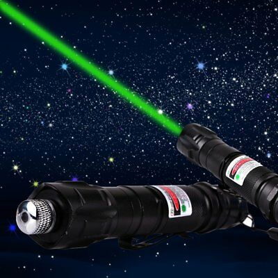 1mw Powerful Powerful 301 Green Laser Pointer Light Pen Focus 532nm Lazer Beam