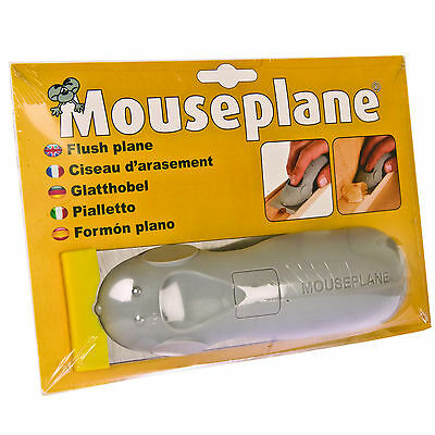 Mouseplane; Mouse plane: plane / chisel to remove dried glue from wood