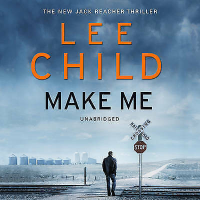 Make Me by Lee Child (CD-Audio, 2015)