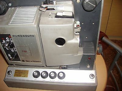 bell/howell 16mm fim projector