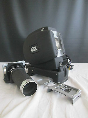 Vintage Cased Leitz Prado 250 35 Mm Film Slide Projector