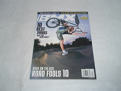 NOS ORIGINAL TRANSWORLD BMX MAGAZINE SEPTEMBER 2002 VOL 9 ISSUE 9 NO 71
