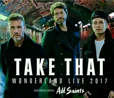 Take That Tickets - Swansea 14th June
