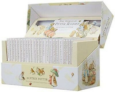 The World Of Peter Rabbit Complete Box Set Collection 23 Books