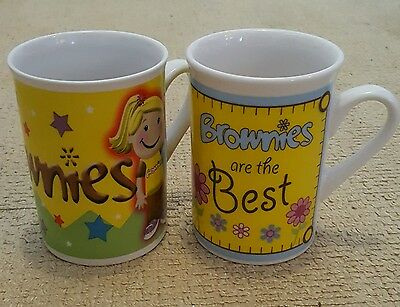 X2 Brownies Collectible Mugs