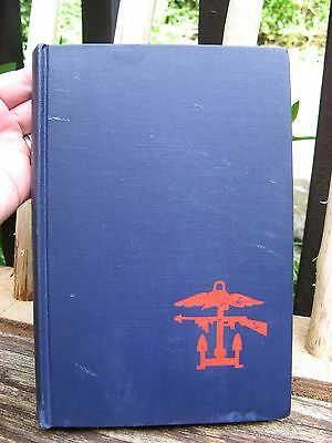"""WWII 1943 Vtg Book """"Combined Operations The Official Story of the Commandos"""" UK~"""