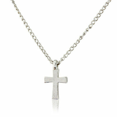 Small cross necklace for children and adults, adjustable chain - FREE DEL