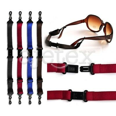 String Glasses Strap Chain Cord Holder Neck Lanyard Adjustable 4 Colors