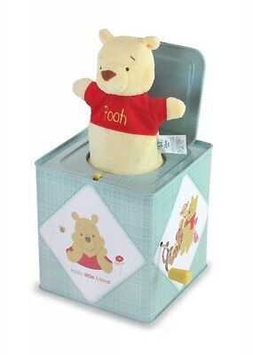 Winnie The Pooh Jack-in-the-Box by Kids Preferred - 79709