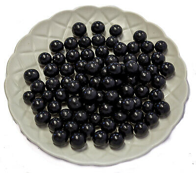 Aniseed Balls - (BLACK) 300 grams - Gluten Free  Australian Made POST INCLUDED