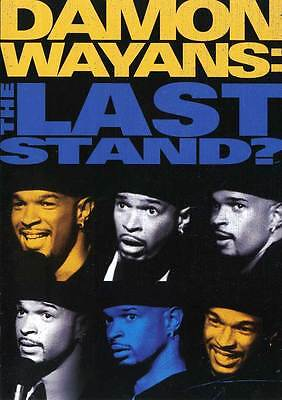 DAMON WAYANS: THE LAST STAND? Movie POSTER 27x40