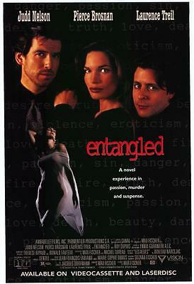 ENTANGLE Movie POSTER 27x40