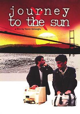 JOURNEY TO THE SUN Movie POSTER 27x40