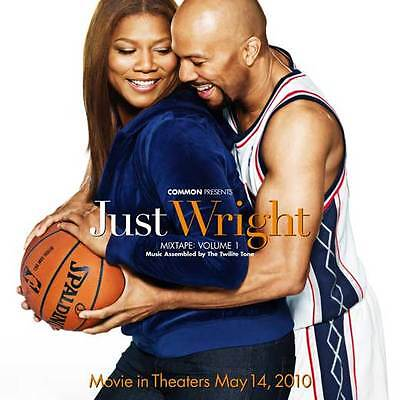 JUST WRIGHT Movie POSTER 27x40 B