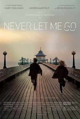NEVER LET ME GO Movie POSTER 27x40