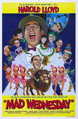 THE SIN OF HAROLD DIDDLEBOCK Movie POSTER 27x40