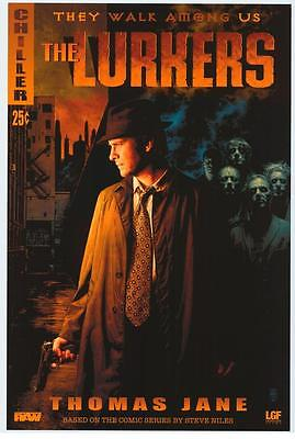 THE LURKERS Movie POSTER 27x40 Thomas Jane