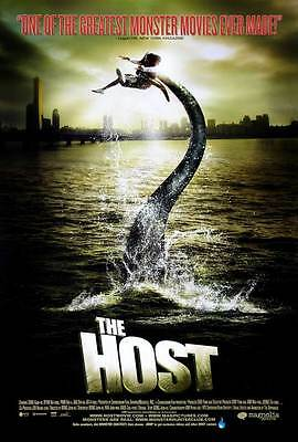 THE HOST Movie POSTER 27x40 D Kang-ho Song Hie-bong Byeon Hae-il Park Du-na Bae