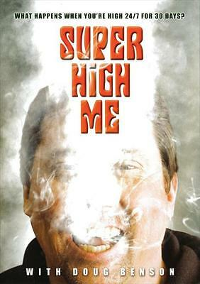 SUPER HIGH ME Movie POSTER 27x40