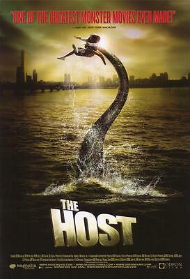 THE HOST Movie POSTER 27x40 Kang-ho Song Hie-bong Byeon Hae-il Park Du-na Bae