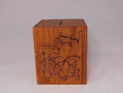 Buster Brown Shoes COIN BANK - 1979 Toystalgia - Tossup Chatterbox