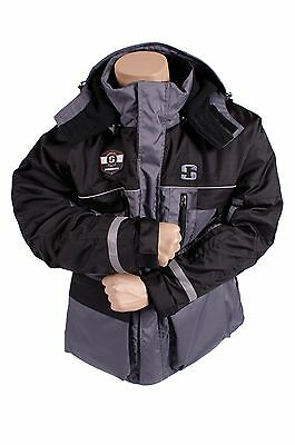 Striker ICE Hardwater Jacket Black/Gray Size 3XL (Non-Current)