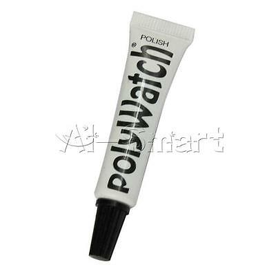 Watch Polish Plastic Acrylic Crystal Glass Restorer ToolScratch Remover Wrist AS