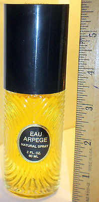 Lanvin Eau Arpege Natural Spray 2 Oz. 60 Ml.    Ls