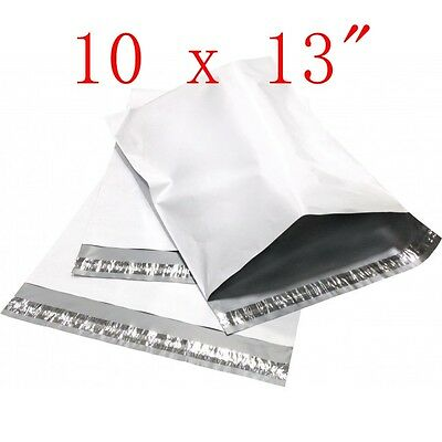 """40 pcs 10 x 13 """" Poly Mailers Shipping Envelopes Plastic sealing Bags, 2.35 Mil"""