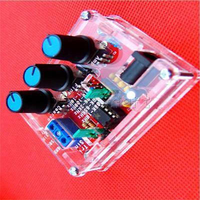1HZ-1MHZ XR2206 Function Signal Generator DIY Kit Sine, Triangle, Square Output