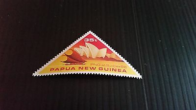 Papua New Guinea  1988 Sg 575 Sydpex 88 National Stamp Exn.mnh