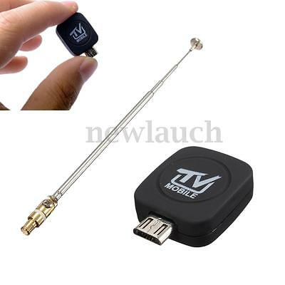 Micro USB DVB-T Dongle Receiver HD Digital TV Tuner Stick For Android Phone