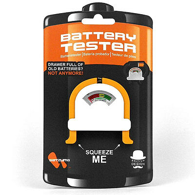 Satzuma Battery Tester  BT01 New Uk