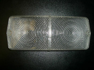 Lotus Esprit Clear Front Side And Indicator Lens (Cobo)