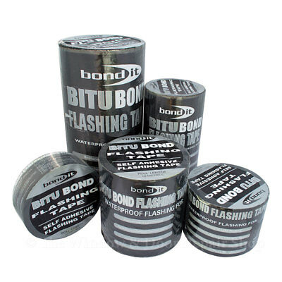 SPECIAL BUY Bond It FLASHING TAPE LIMITED STOCK bitumen flash band