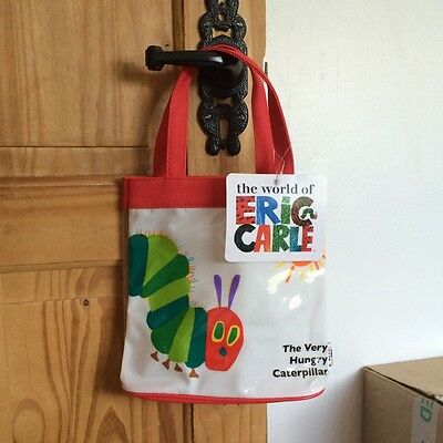 The Very Hungry Caterpillar Tote Bag - BNWT