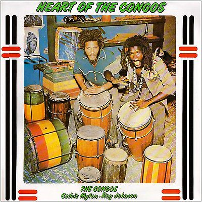 The Congos Heart Of The Congos New Sealed Vinyl Lp In Stock