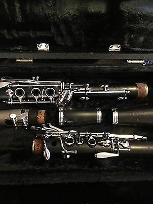 SELMER SIGNET SOLOIST WOOD CLARINET. Clean Tested Playing Well