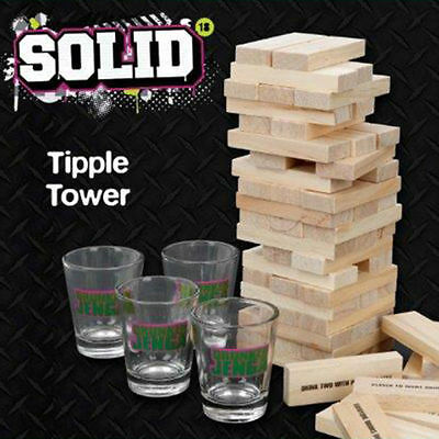Solid - Tipple Tower - Drinking Game