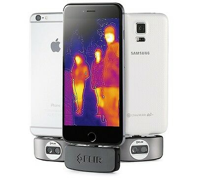 FLIR ONE Thermal Imaging Camera for Android Devices - BRAND NEW