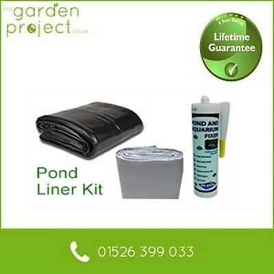 Complete Pond Kits Ponds Water Features Garden Patio 127 Items Picclick Uk