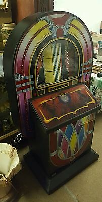 vintage retro sound leisure route 66 cd jukebox juke box spares repairs