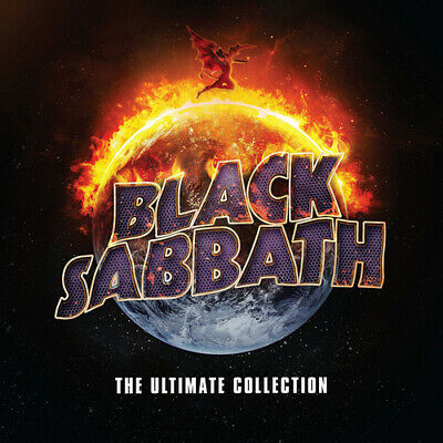 Black Sabbath : The Ultimate Collection CD 2 discs (2016) ***NEW*** Great Value